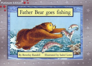 Father Bear Goes Fishing